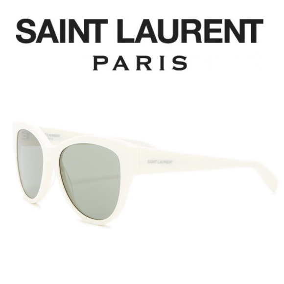 4ef1400421f Saint Laurent Accessories   Flash Sale Ysl Oversized Cat Eye ...